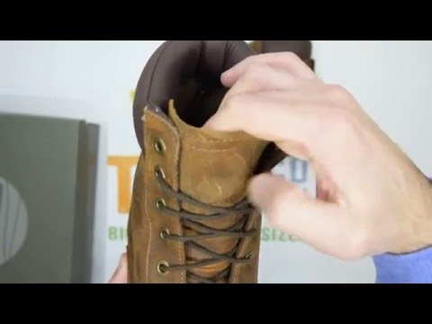 Timberland Earthkeepers Rugged WP 6 Inch Plain Toe Copper