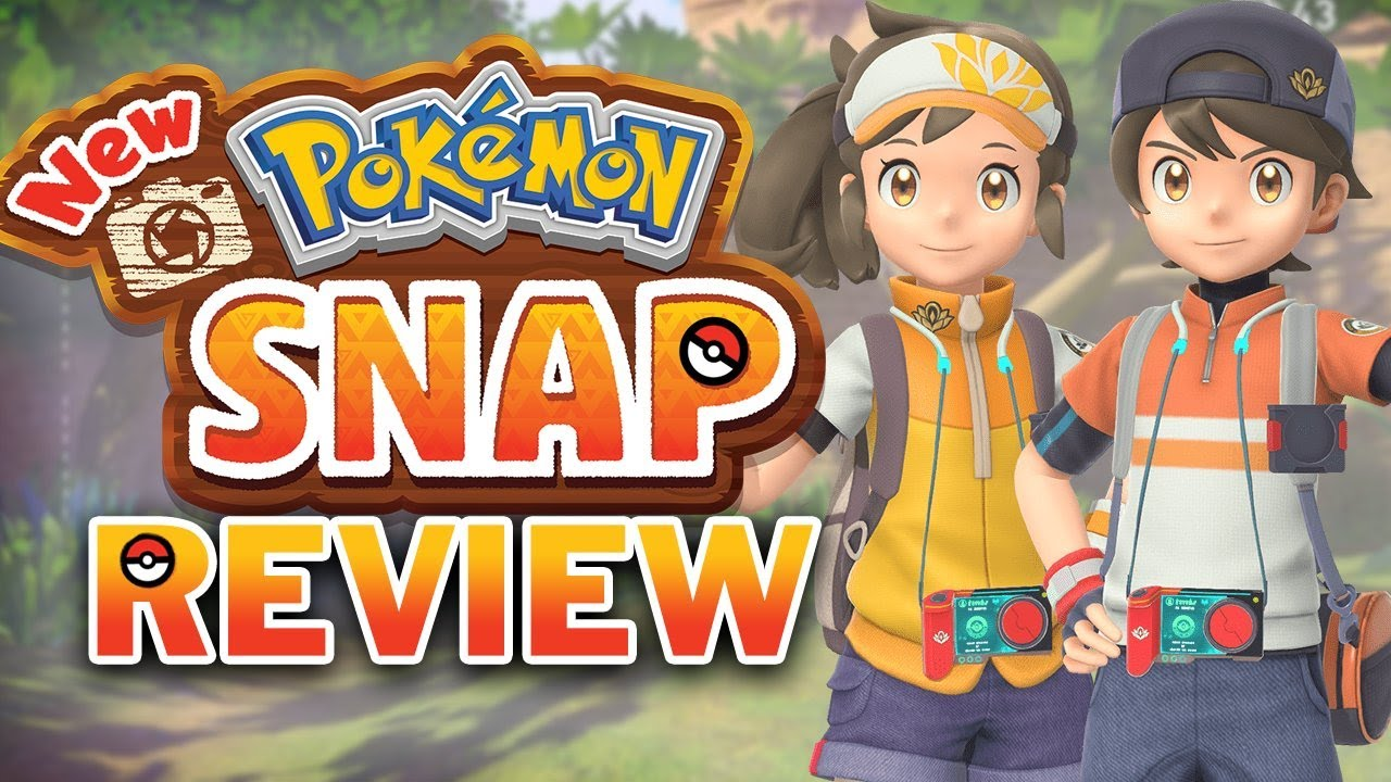New Pokemon Snap REVIEW   The BEST LOOKING POKEMON GAME IN YEARS (Video Game Video Review)