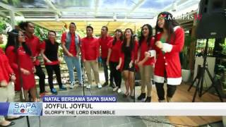 Glorify The Lord Ensemble - Joyful Joyful