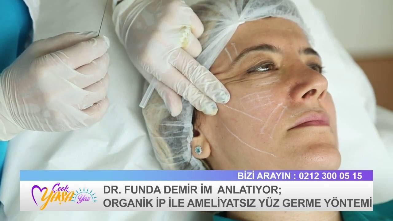 İbrahim Saraçoğlu Cilt Germe: Yüz Gerdirme İbrahim Saraçoğlu