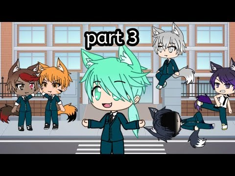 A girl in an all boy school // part 3 // Gacha life //
