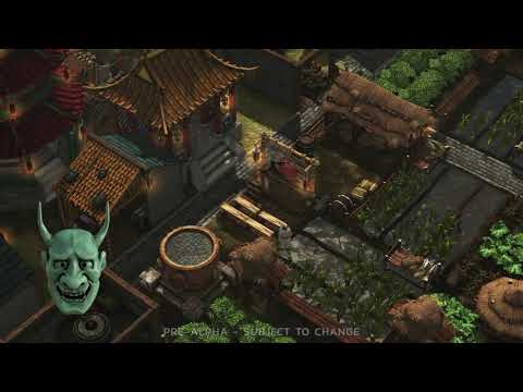 Stronghold: Warlords [PC] Castle Sim Improvements |
