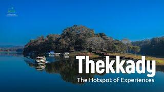 RT Thekkady | Village Life Experience