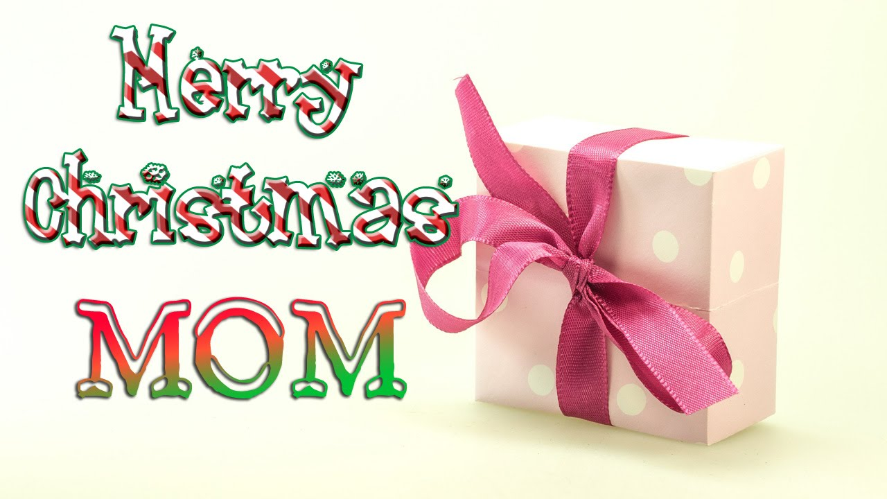 merry christmas mom christmas greetings card ecard youtube