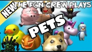 The FGN Crew Plays: Roblox - Twisted Murderer PETS Update (PC)