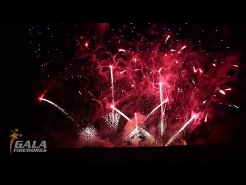 Wedding Fireworks to Music - It Must Be Love, Madness