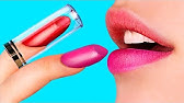 13 Easy Yet Useful Beauty Hacks And More DIY Lipstick And Lip Art Ideas