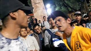 Parka vs Juanito Koracha - Final - Punchline's War Ambato