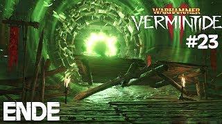 WARHAMMER VERMINTIDE 2 : #023 - Das finale Ende - Let's Play Warhammer Deutsch / German