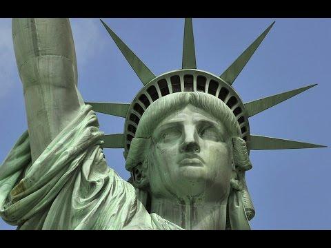 Статуя Свободы  Liberty Island, New York, NY, Соединенные Штаты