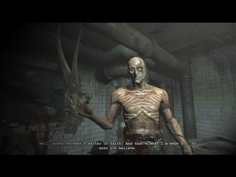 Outlast [Chase and Torture scene]
