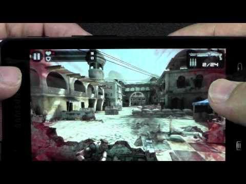 Samsung Galaxy Player 4.2 - Gaming Review