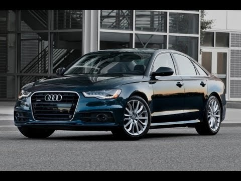 2012 audi a6 3 0 l quattro supercharged v6 youtube. Black Bedroom Furniture Sets. Home Design Ideas
