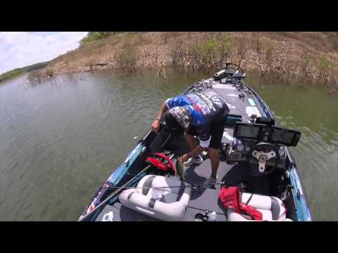 GoPro: Day 2 with Carl Jocumsen on Bull Shoals