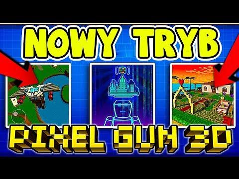 ⚡ WIEMY KIEDY I CO ZOSTANIE DODANE DO *NOWGO* UPDATE W PIXEL GUN 3D!