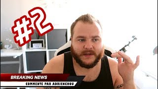 📢 #2 - BREAKING NEWS - IVG - SANS ABRIS - TAXE HABITATION