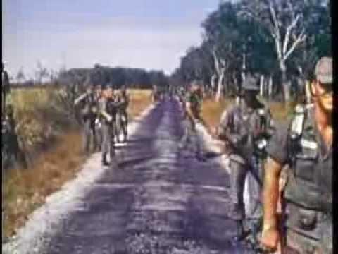 Army 1st Infantry In Vietnam