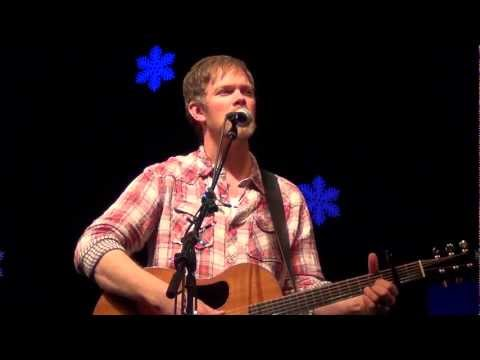Jason Gray Live: Nothing Is Wasted & Remind Me Who I Am (North Mankato, MN- 12/6/12)
