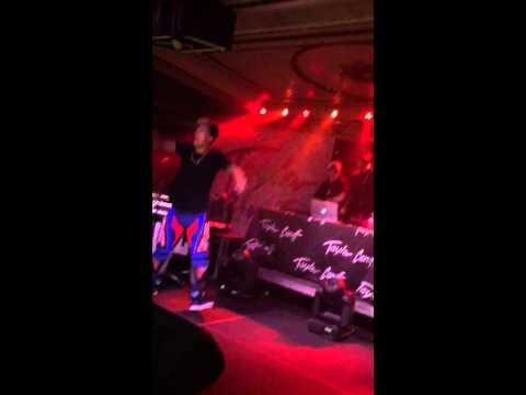 Zac Mann Performing Oh Na Na