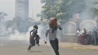 Protestas en Kenia, pese a la prohibición gubernamental