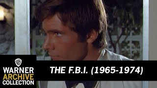 The F.B.I. (1965-1974) - Harrison Ford In Prison