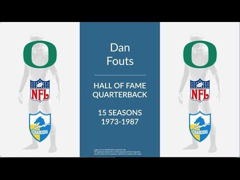 Dan Fouts: Hall of Fame Football Quarterback