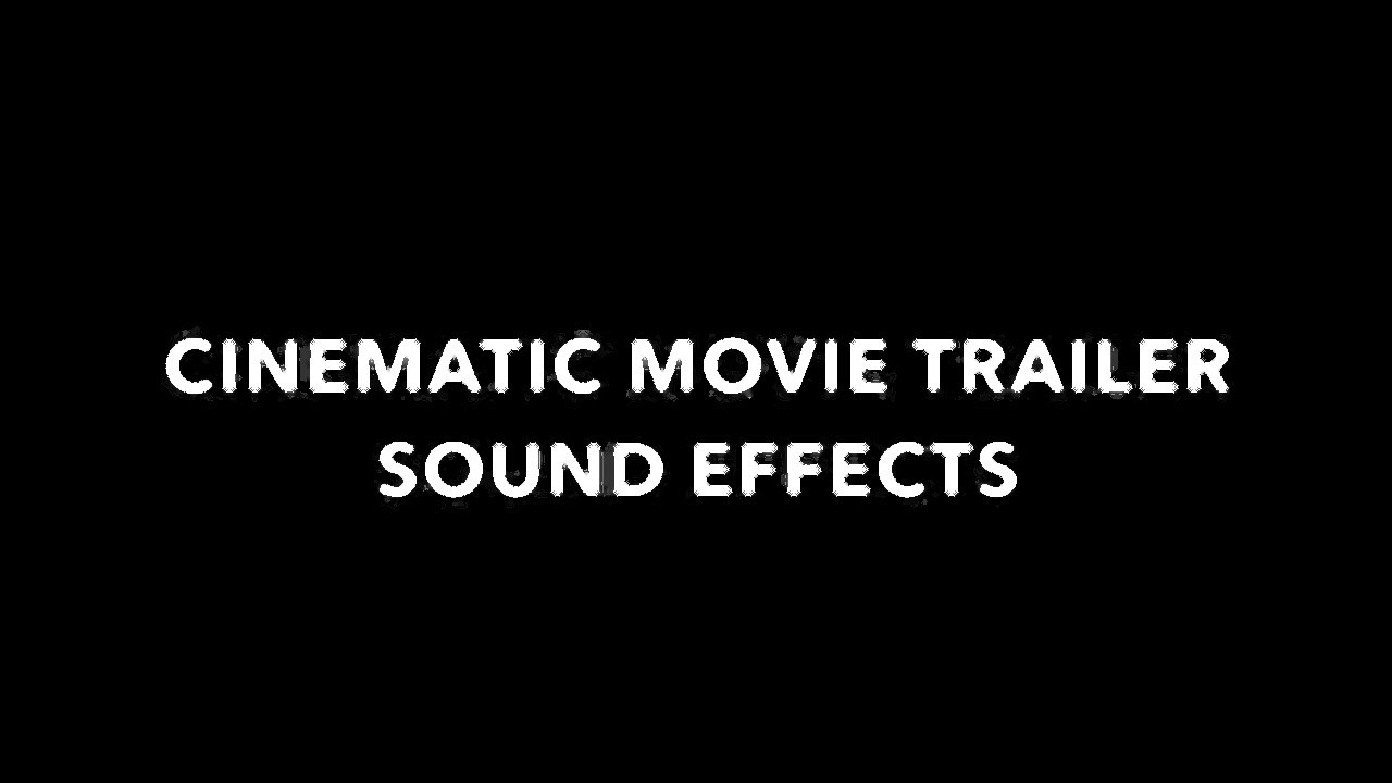 Image result for movie sound effects