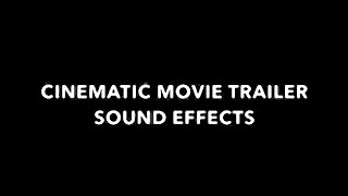 Download Video Cinematic Movie Trailer Sound Effects MP3 3GP MP4