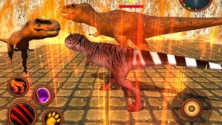 All Super Bosses In Dinosaur Simulator Games - IOS Gameplay