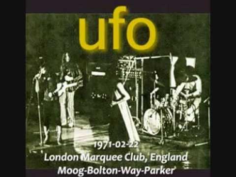 UFO 1971 02 22  Marquee Club  Silver Bird