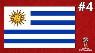 GEHEIMFAVORIT? - URUGUAY [GRUPPE A] | WM 2018 CHECK #4