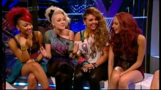 Little Mix - Survivor (A cappella Xtra Factor) Plus Perrie & Olly