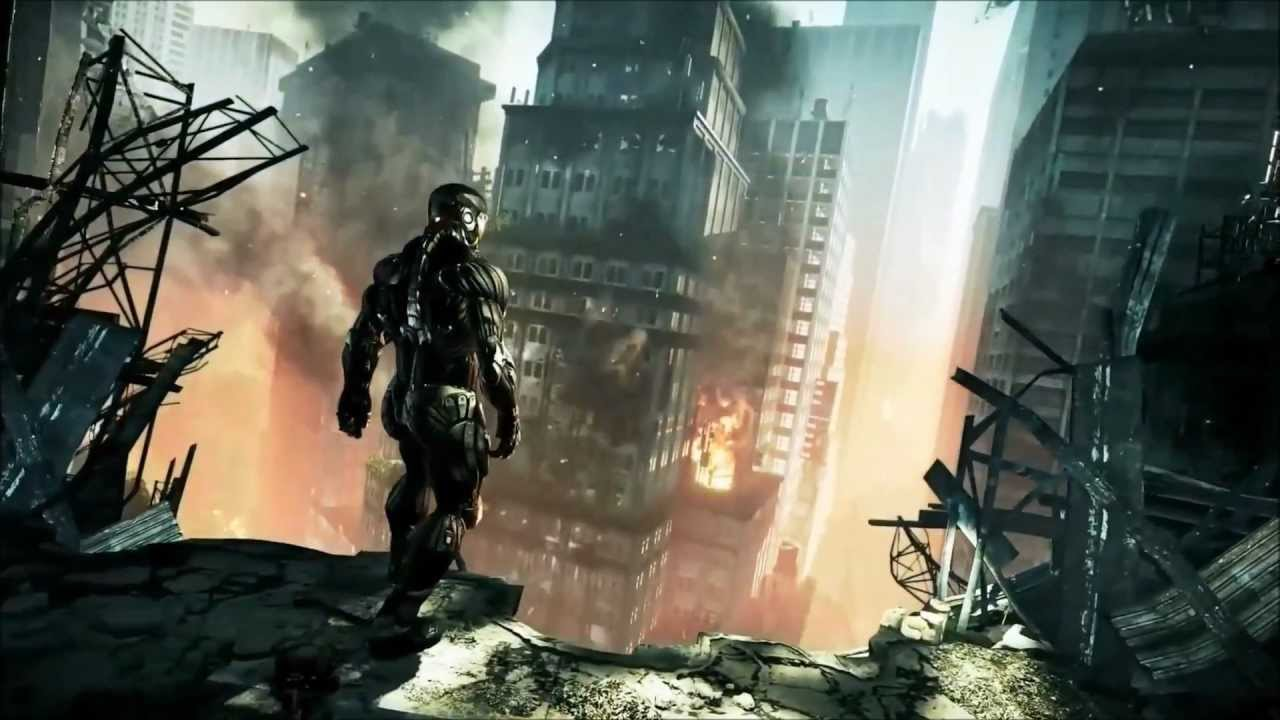 crysis 2 trailer [full hd] - youtube