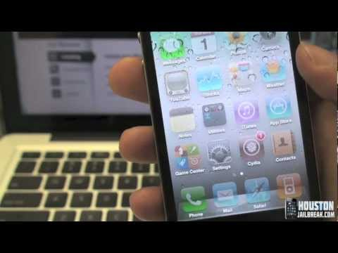 How to make your iPhone apps Transparent