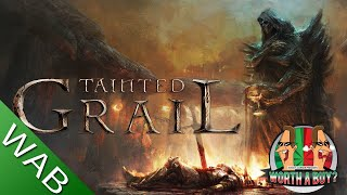 Tainted Grail review - Roguelike RPG (Video Game Video Review)