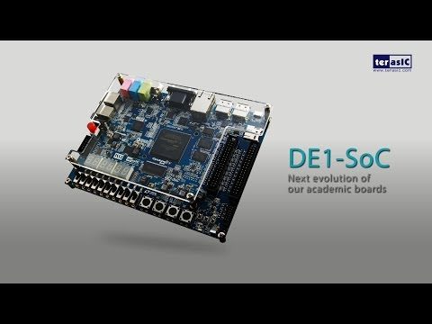 Innovate with Altera DE1-SoC Board