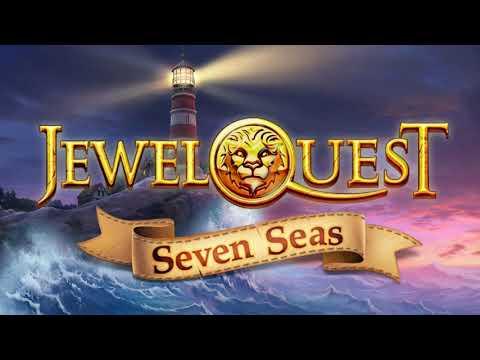 Jewel Quest Seven Seas Soundtrack OST 4. Theme Ingame 02