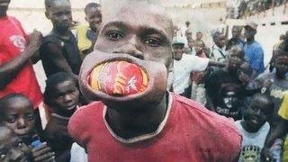 Такое возможно только в Африке