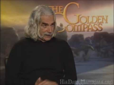 Sam Elliot The Golden Compass Premiere Interview - YouTube