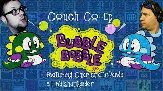 KAWAII KAIJU! Bubble Bobble Neo, Couch Co-Op