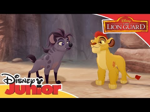 The Lion Guard - Kion Helps Jasiri