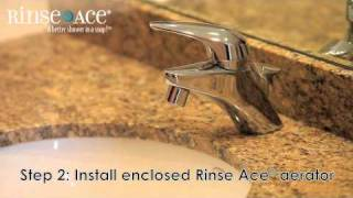 Indoor Outdoor Pet Faucet Sprayer By Rinse Ace®
