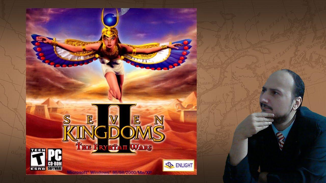 Gaming History: Seven Kingdoms 2 The Fryhtan Wars