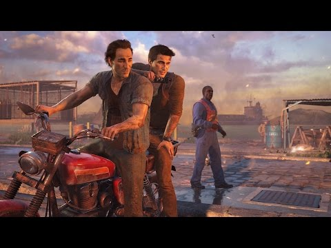Uncharted 4 Gameplay  [1080p HD 60FPS] Uncharted 4 A Thief's End