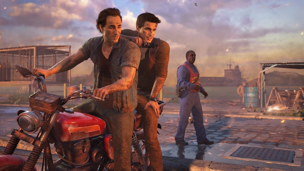 Uncharted 4 Gameplay 1080p Hd 60fps Uncharted 4 A Thief S End