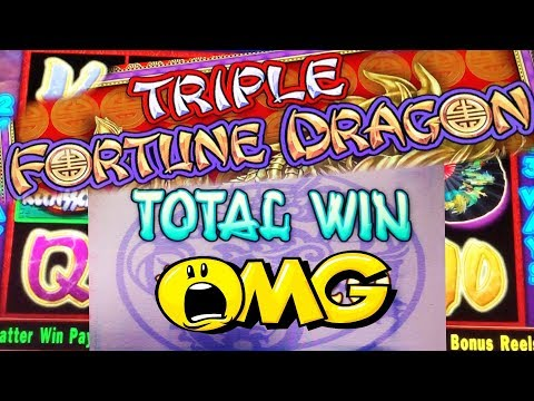 HANDPAY PLEASE! ★ TRIPLE FORTUNE DRAGON ➜ 80 FREE SPINS