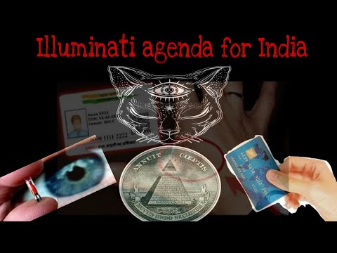 Illuminati agenda for India (digital payment)