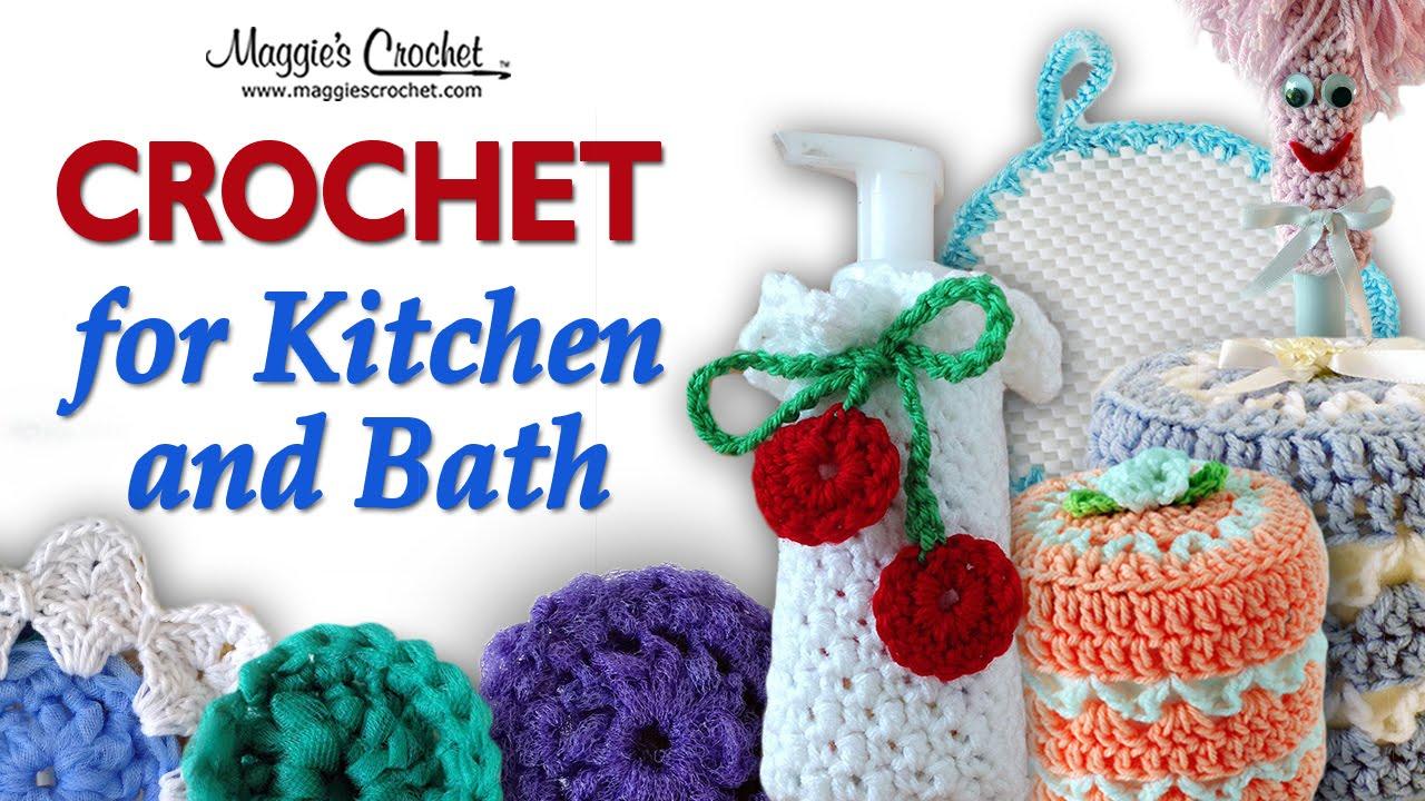 Nylon scrubby free crochet pattern right handed youtube bankloansurffo Gallery