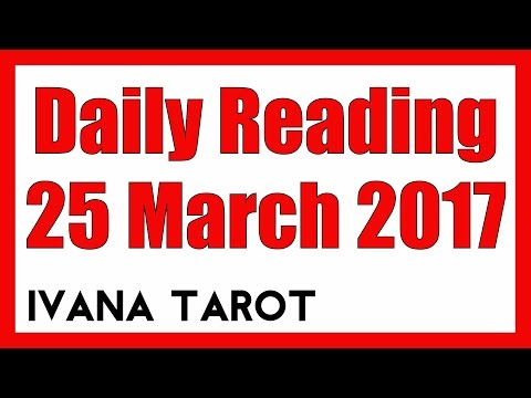 ❤️  FROM WORRIES TO FREEDOM Daily Reading for 25 of March 2017
