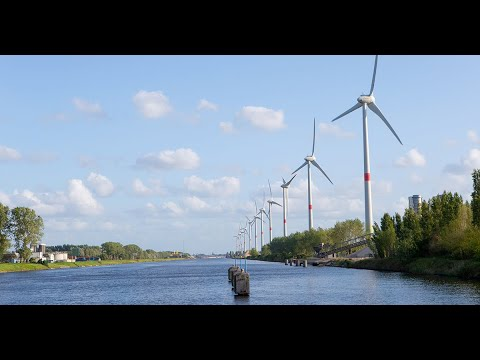 Belgium Integrates Offshore Wind Power Into European Grid (Short)